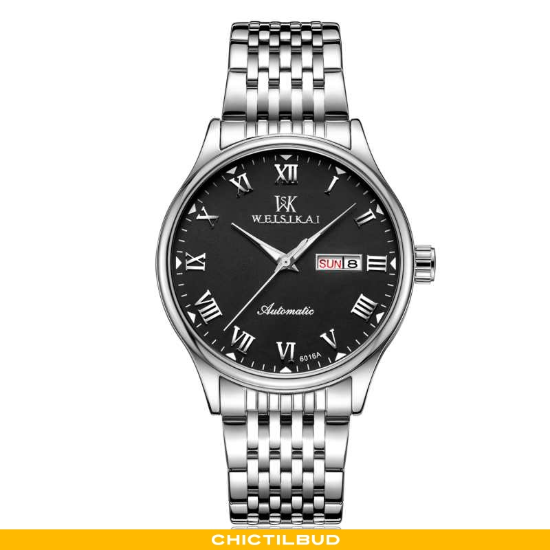Armbåndsur Herre Vandtætte Mærker Sølv