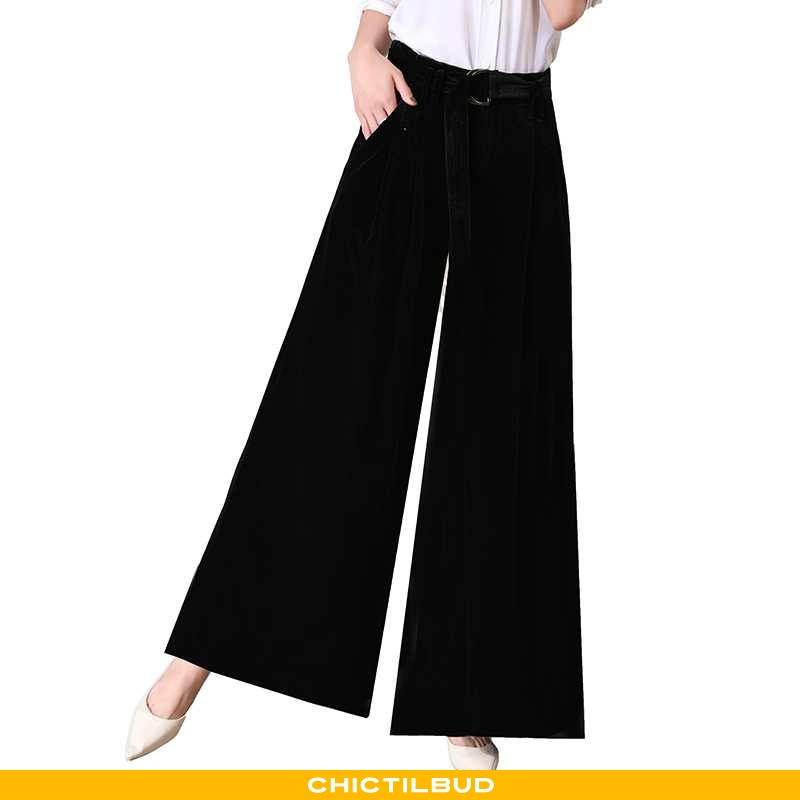 Bukser Dame Mode Simple Sort