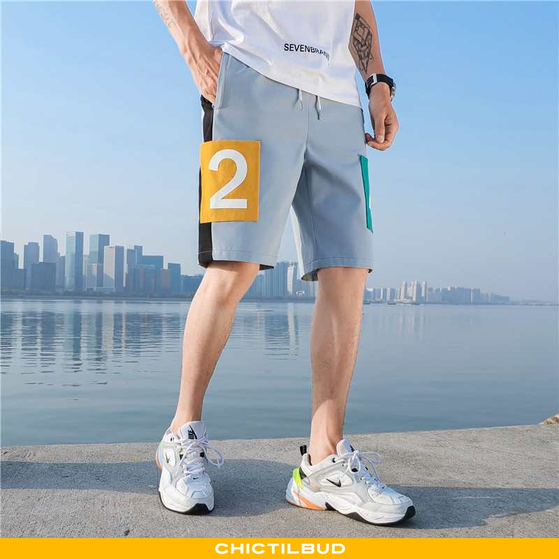 Bukser Herre Shorts Mode Ungdom
