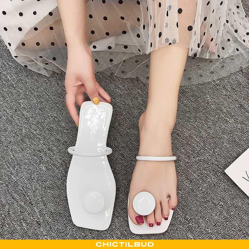 Flip Flop Dame Hjemmesko Mode Overtøj