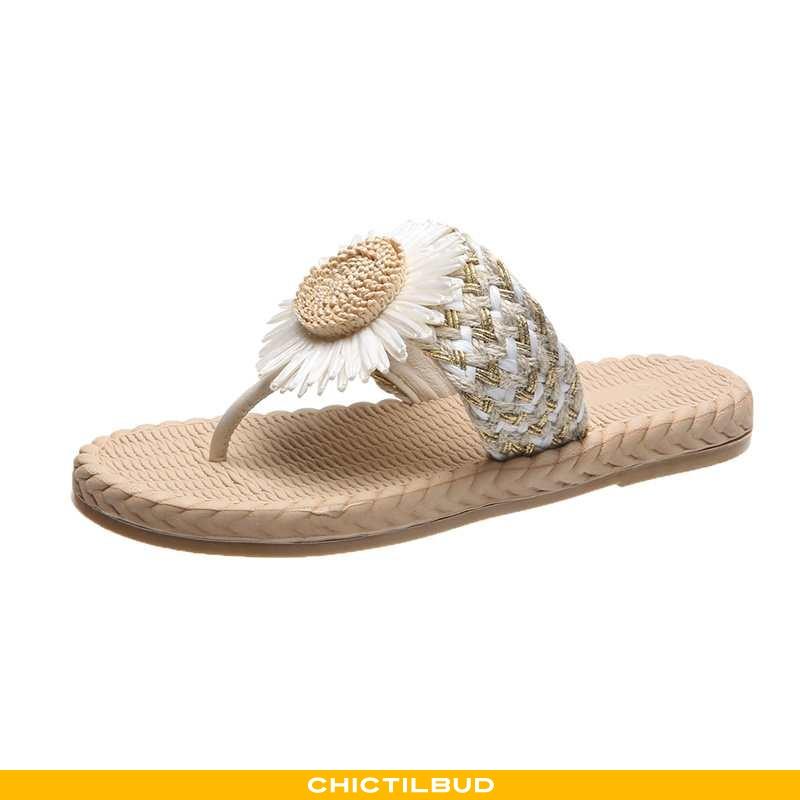 Flip Flop Dame Hjemmesko Mode Skridsikre