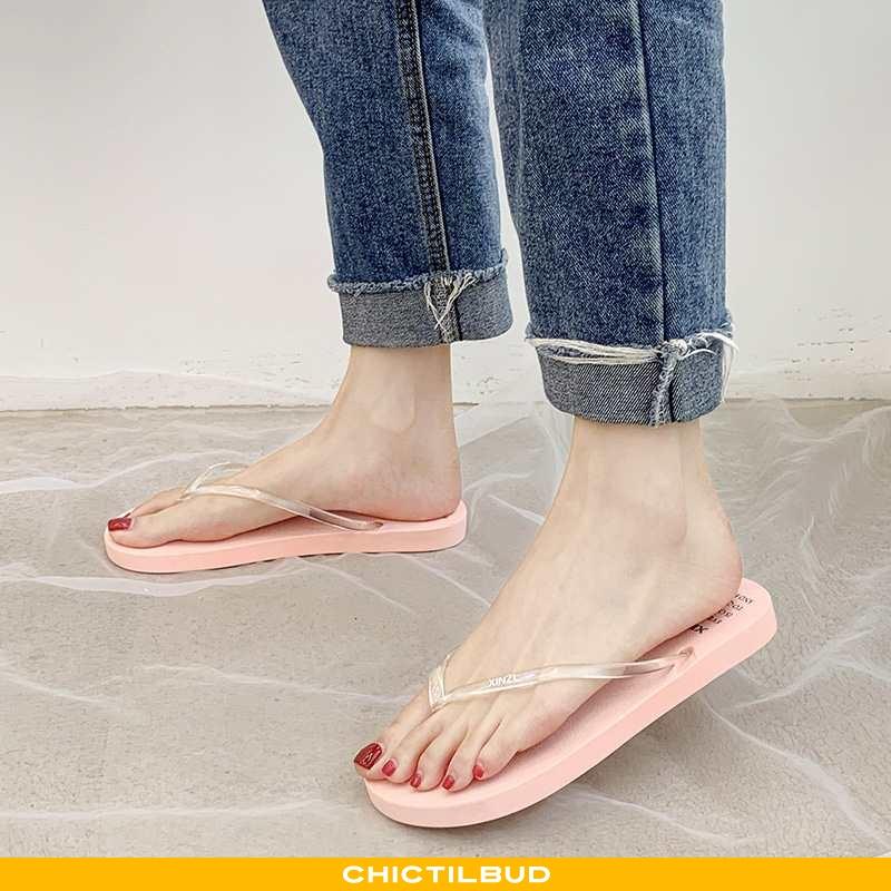 Flip Flop Dame Klip Klapper Trend Ny