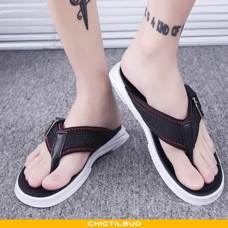 Flip Flop Herre Sandaler Trend Overtøj