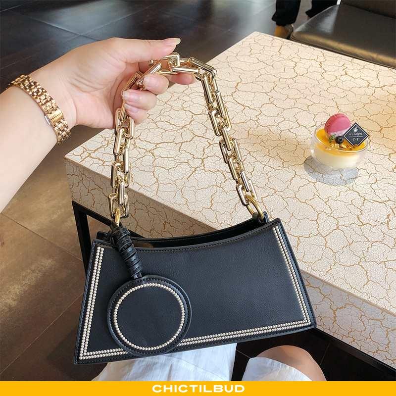 Håndtaske Dame Messenger Taske Trend Lille Sektion