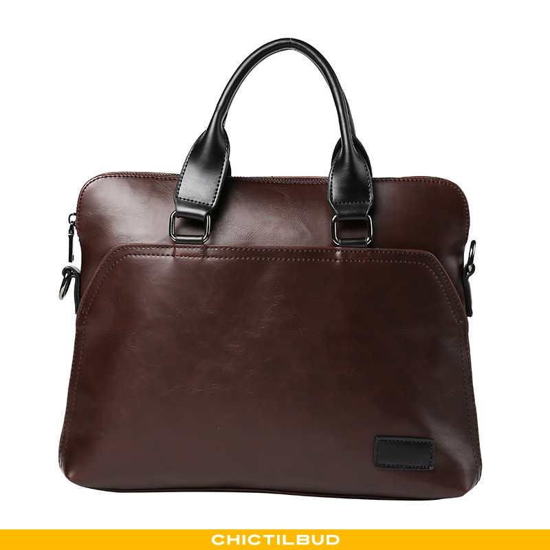 Håndtaske Herre Rejsetaske Casual By