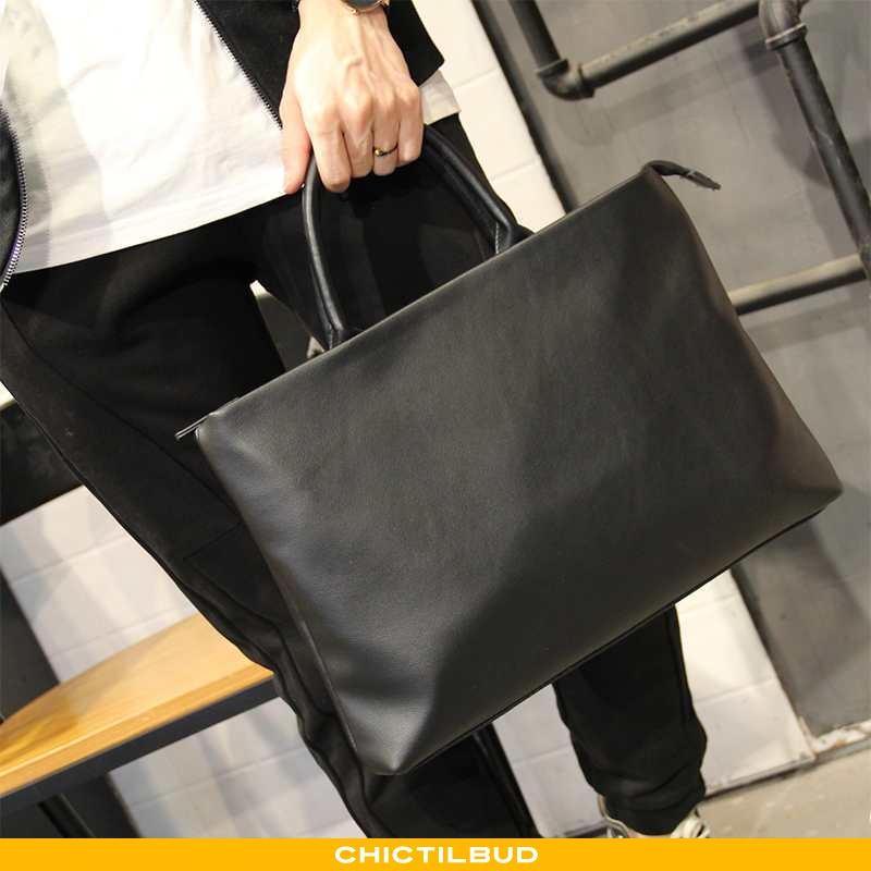 Håndtaske Herre Rejsetaske Casual Super