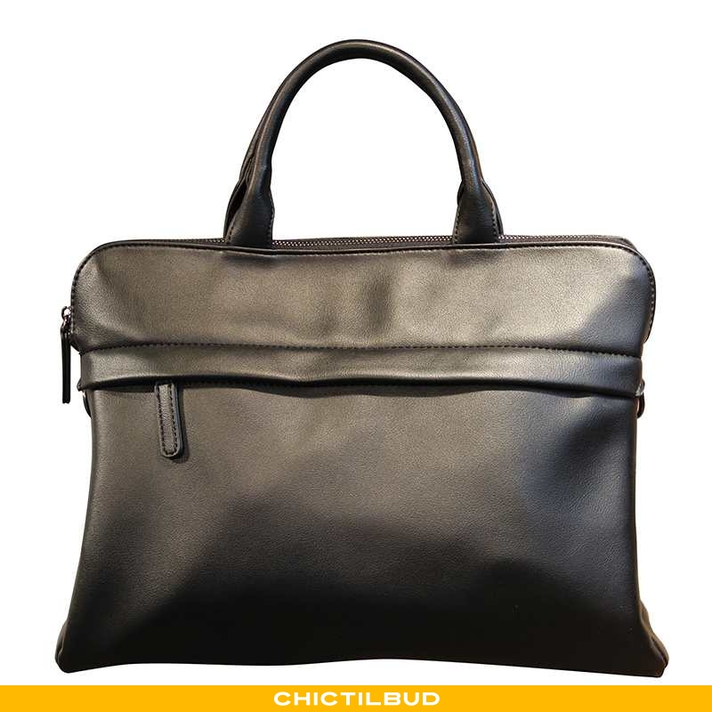 Håndtaske Herre Rejsetaske Læder Casual Mænd
