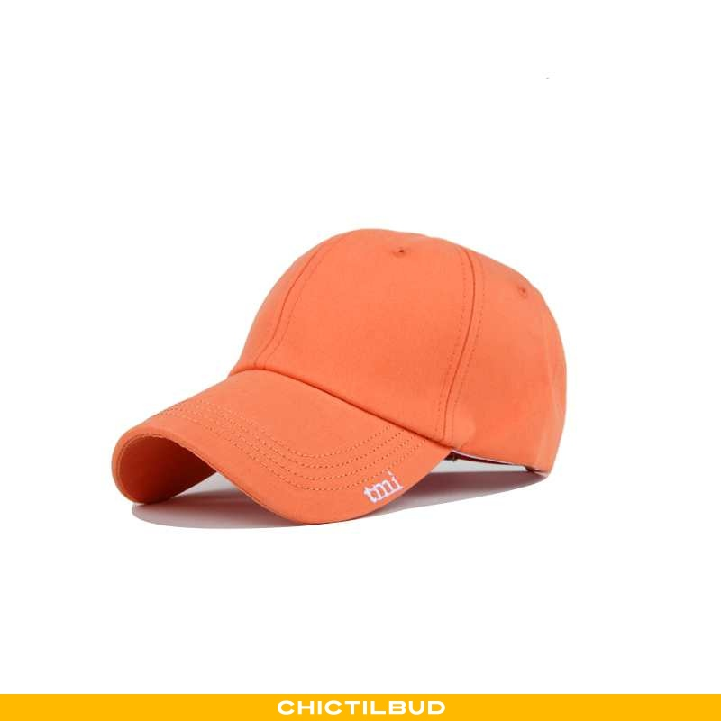 Hue Herre Trend Kasket Orange
