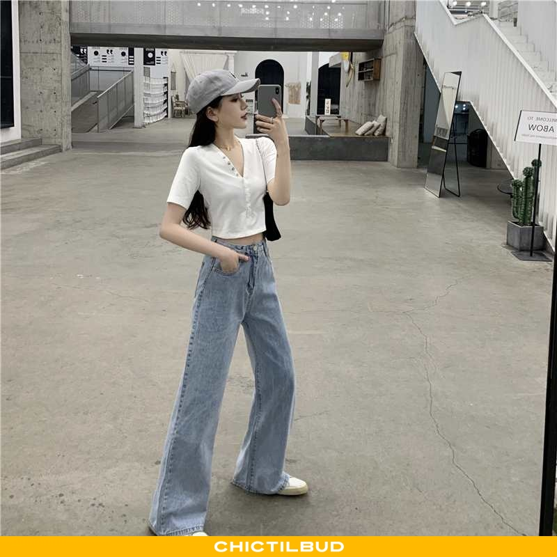 Jeans Dame Cowboybukser Skinny Ny