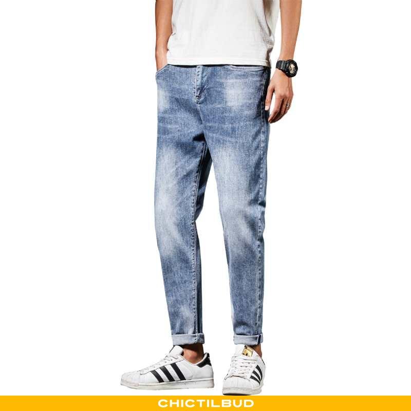 Jeans Herre Cowboybukser Trend 2020