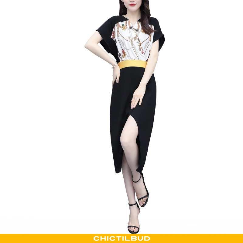 Kjoler Dame Kjole Skinny 2020