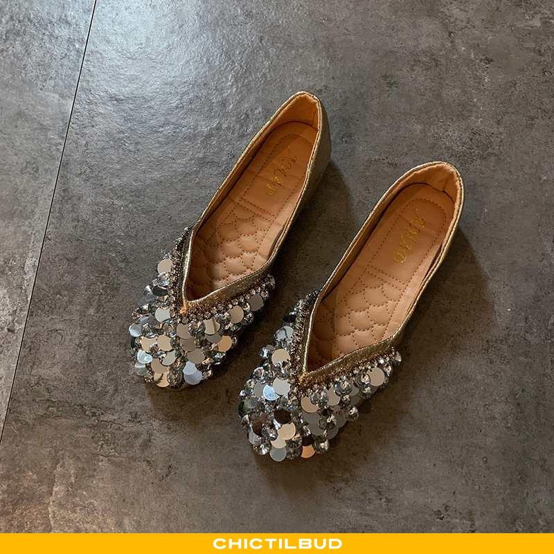 Loafers Dame Enkelt Sko Forårs Klud