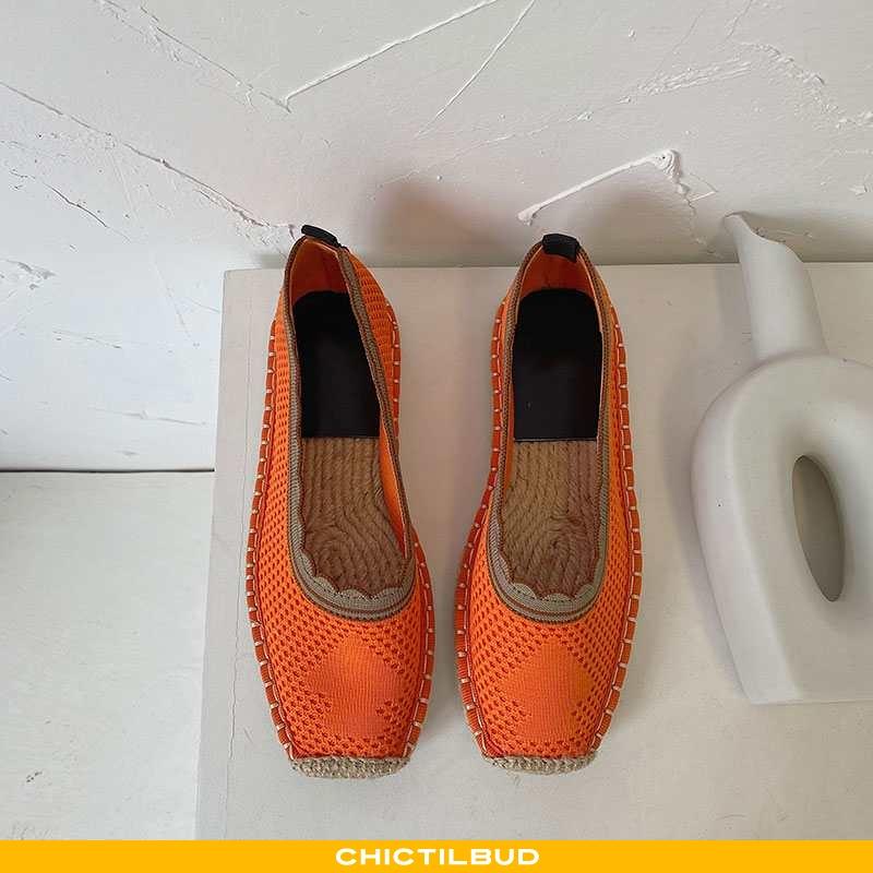 Loafers Dame Mokkasin Flade Lille Sektion