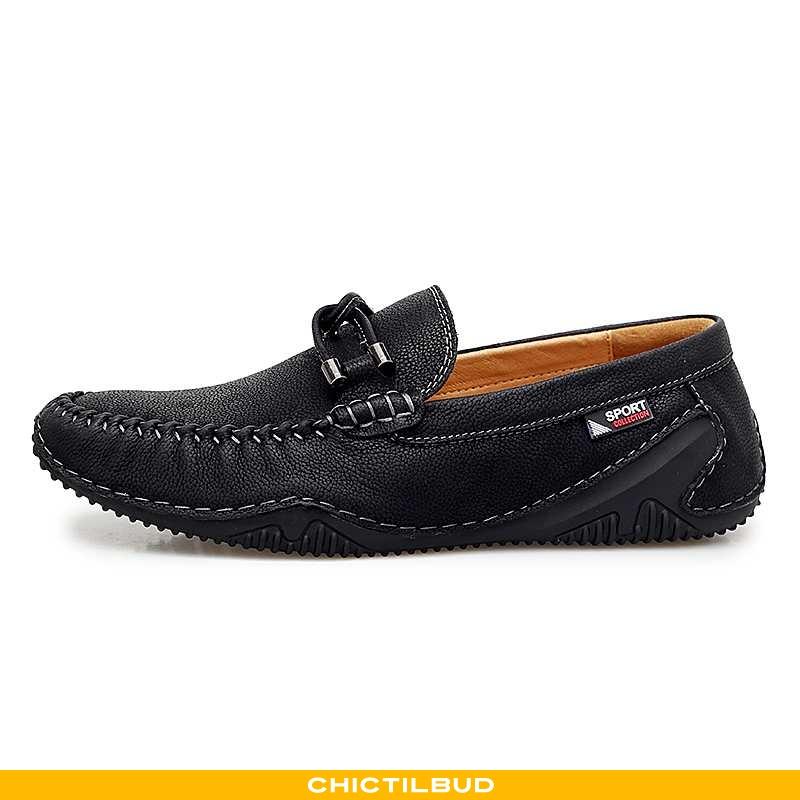 Loafers Herre Lædersko Læder Trend 2020