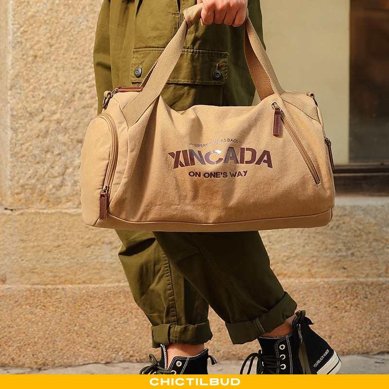 Rejsetaske Herre Håndtaske Trend Forretningsrejse