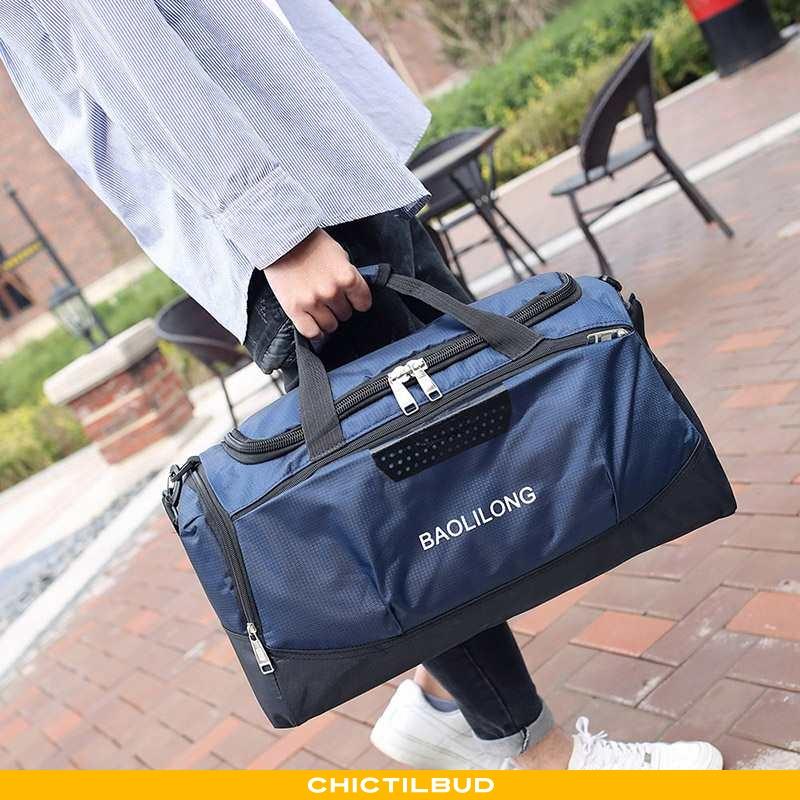 Rejsetaske Herre Messenger Taske Korte Bagagetaske