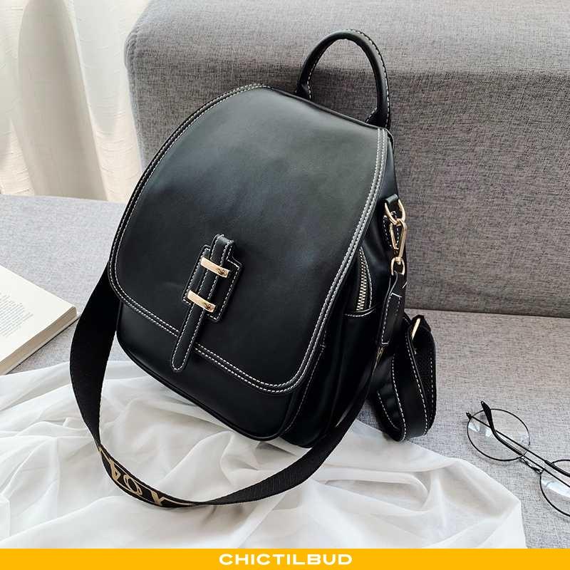 Rygsæk Dame Skoletaske Mode Simple