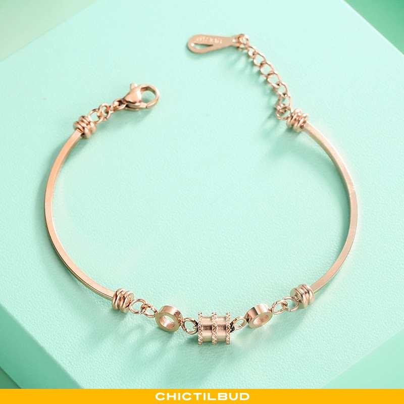 Sølv Smykker Dame Armbånd Guld