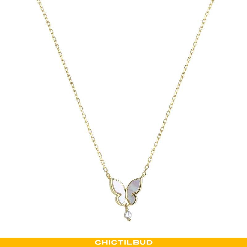 Sølv Smykker Dame Designer Høj Guld