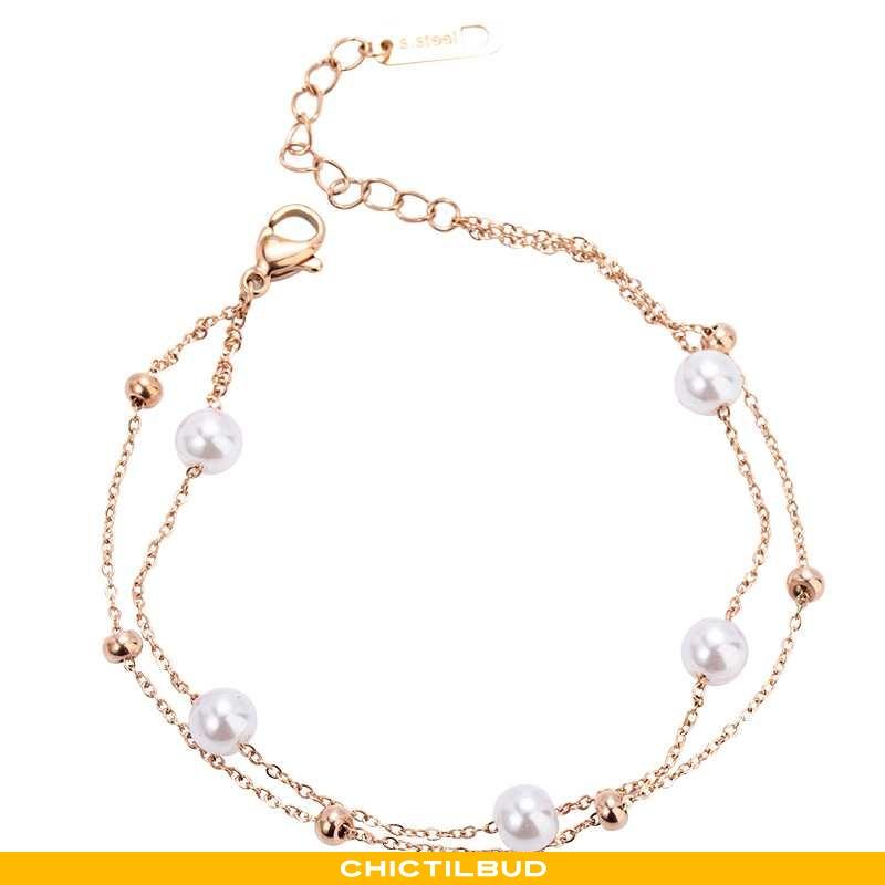 Sølv Smykker Dame Designer Studerende Guld