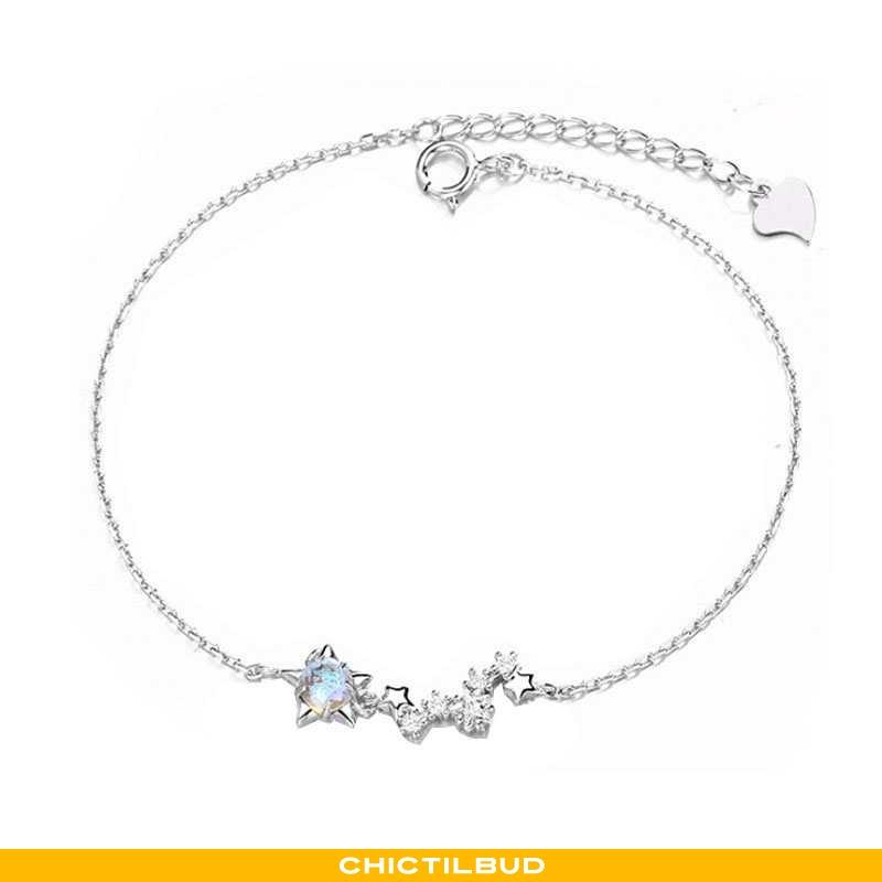 Sølv Smykker Dame Gave