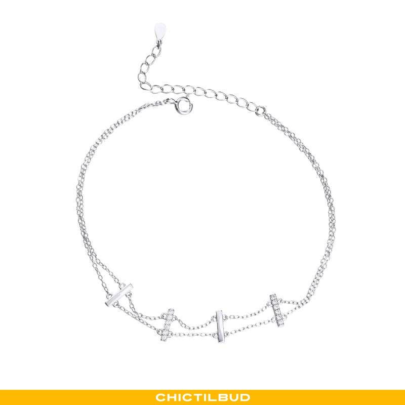 Sølv Smykker Dame Kæde