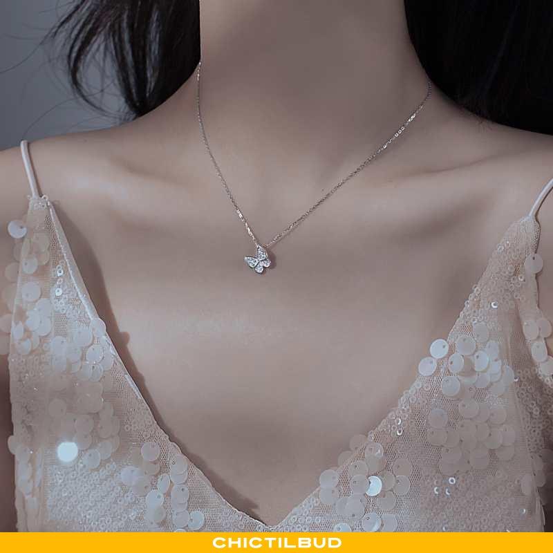 Sølv Smykker Dame Lette Kæde
