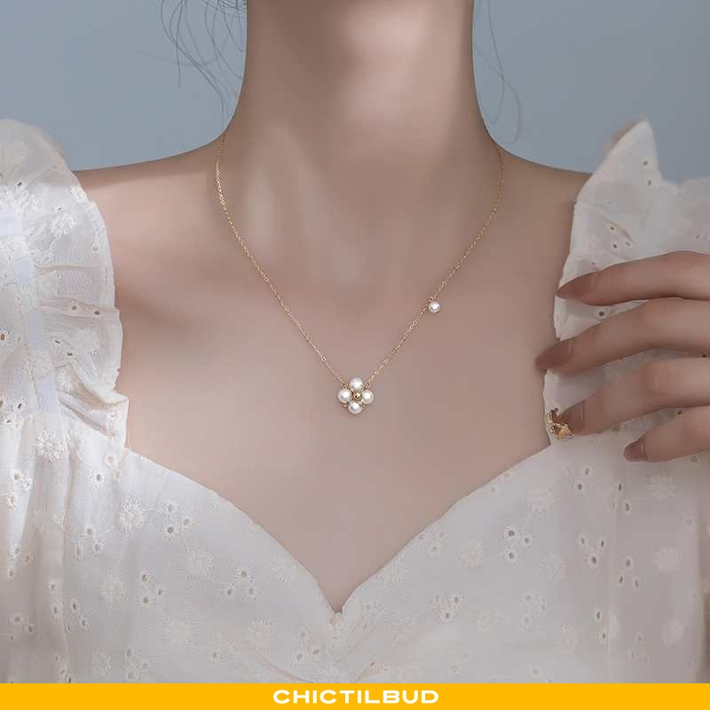 Sølv Smykker Dame Lette Lille Sektion Guld