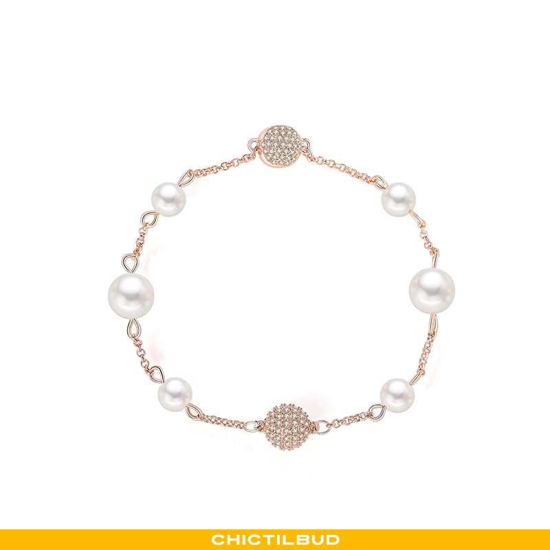 Sølv Smykker Dame Mode Mesh Guld