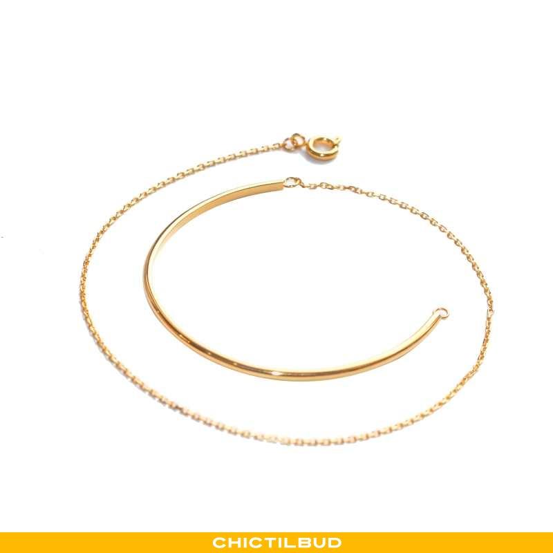 Sølv Smykker Dame Personlighed Guld