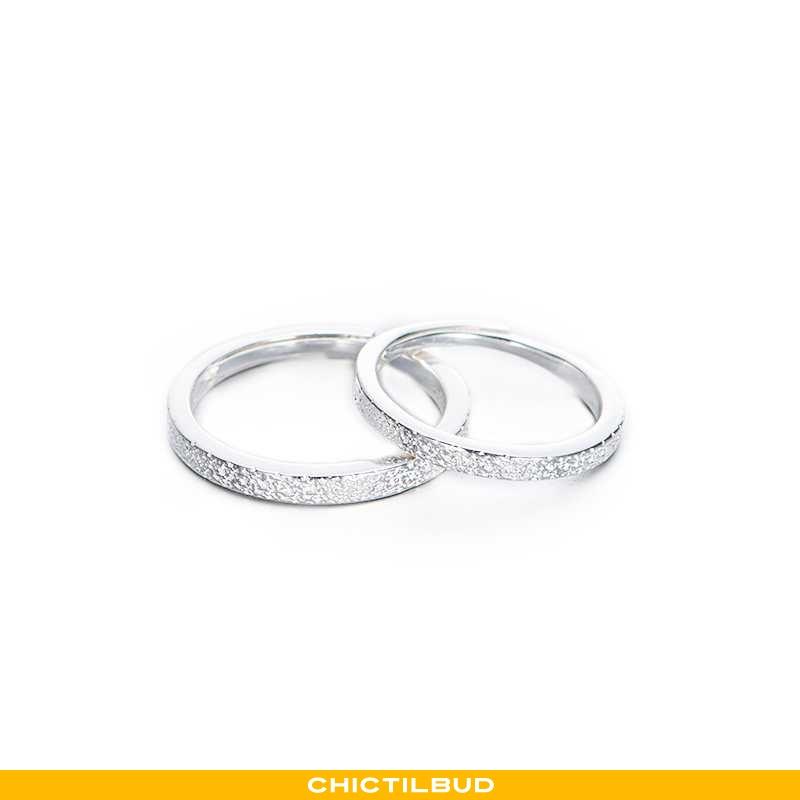 Sølv Smykker Herre Designer Justerbar