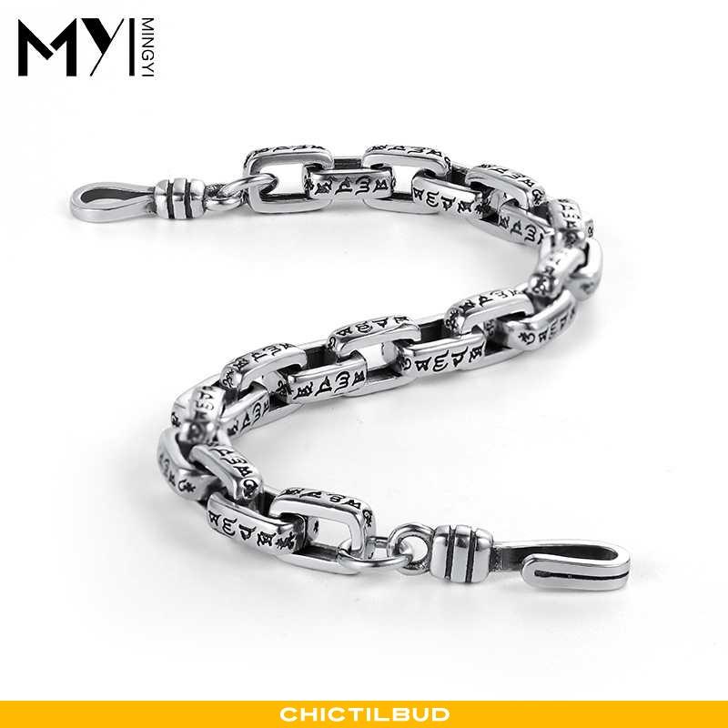 Sølv Smykker Herre Trend Gavmild