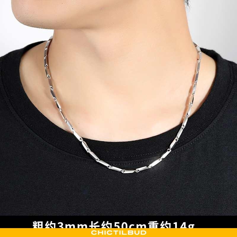 Sølv Smykker Herre Trend Personlighed