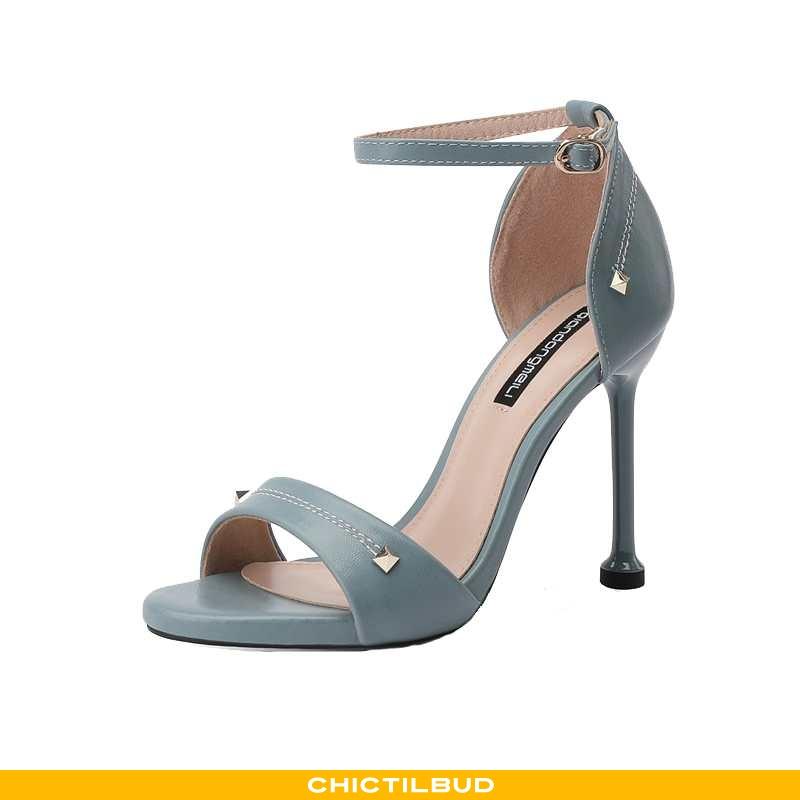 Sandaler Dame Cheongsam Sommer Kvinder