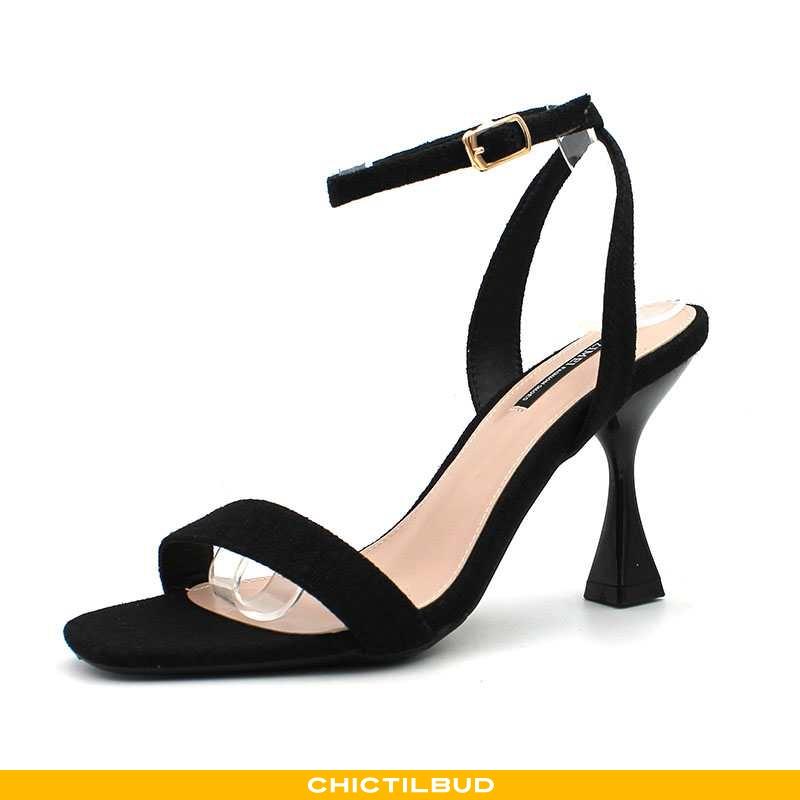 Sandaler Dame Høje Hæle Trend Kvinder