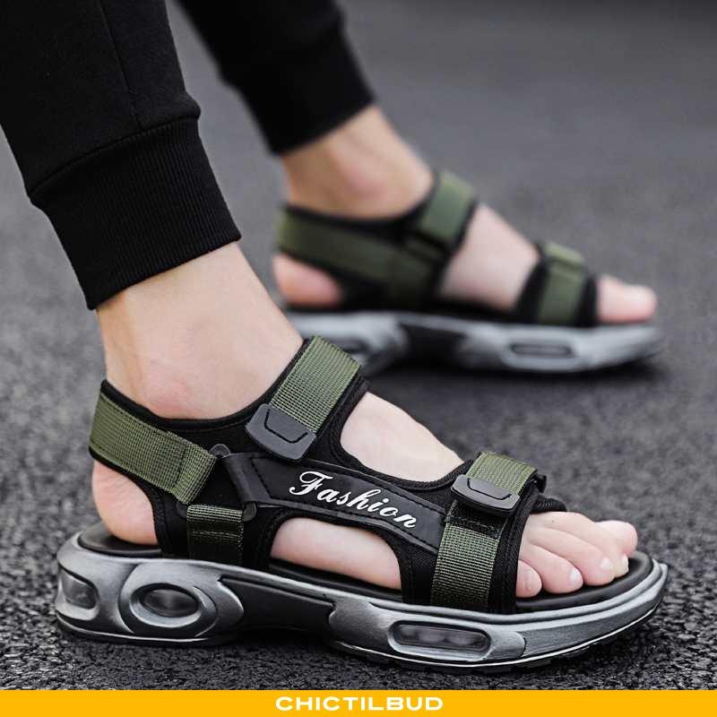Sandaler Herre Hjemmesko Strand Skridsikre