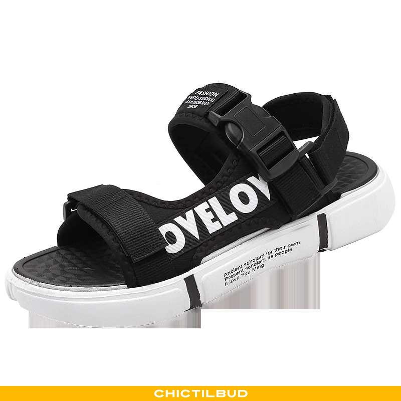 Sandaler Herre Hjemmesko Trend Alt Matcher