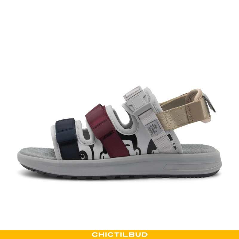 Sandaler Herre Sommer Ny Grå