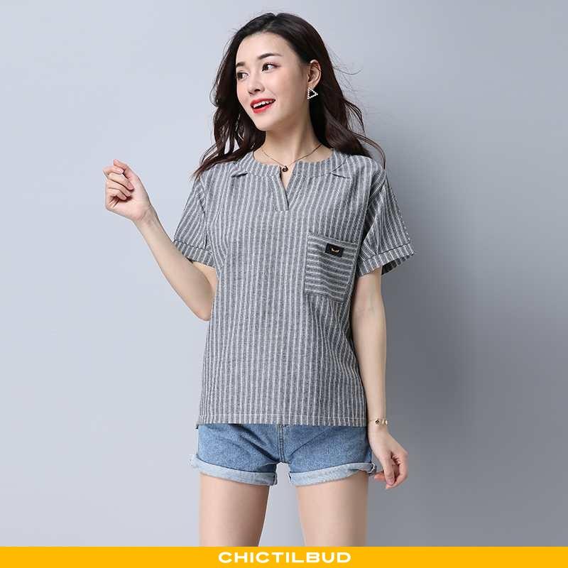 Skjorter Dame Bluser Skjorter Elegante 2020