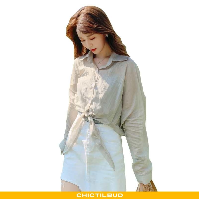 Skjorter Dame Bluser Skjorter Trend 2020