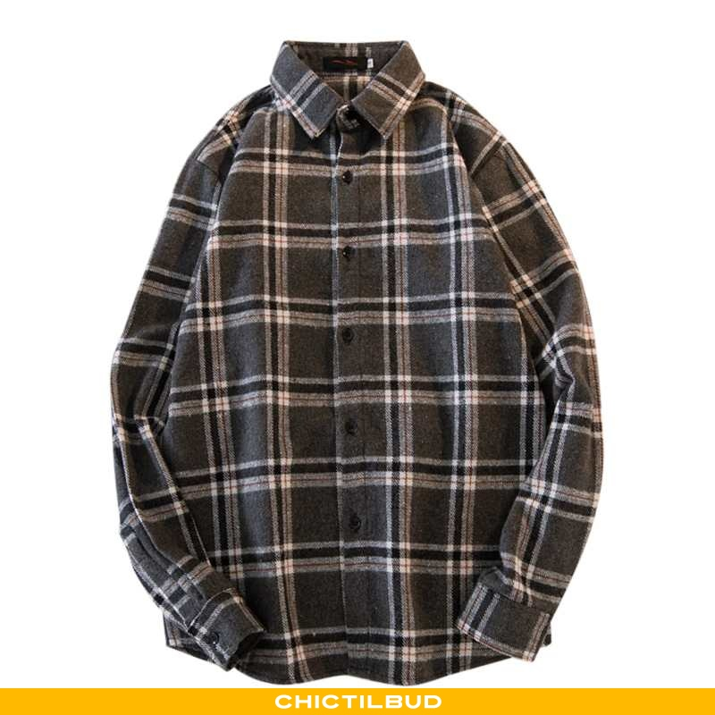 Skjorter Herre Bluser Skjorter Langærmet 2021
