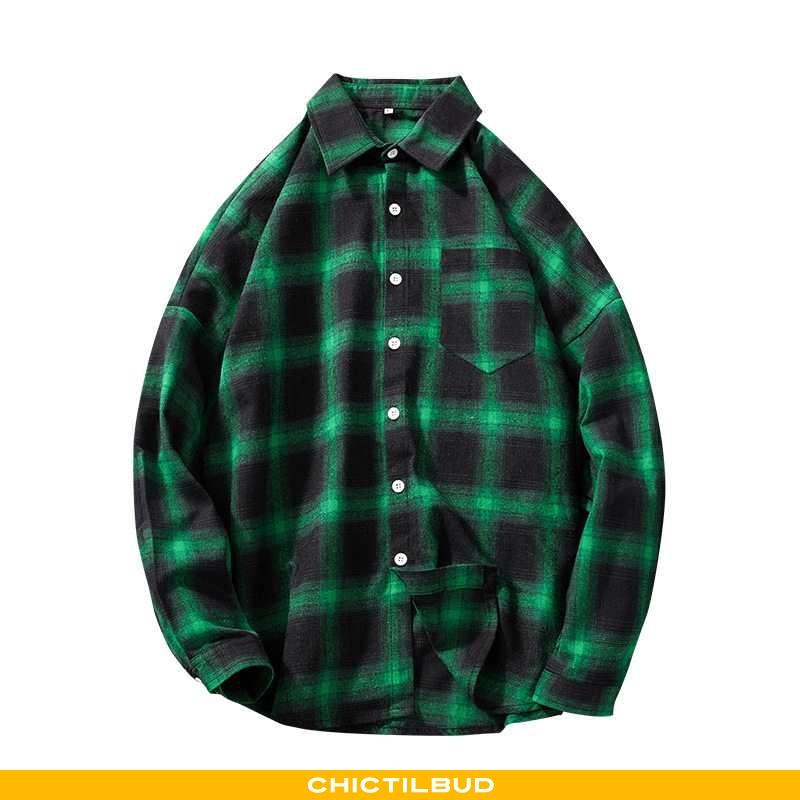 Skjorter Herre Skjorte Løse 2020