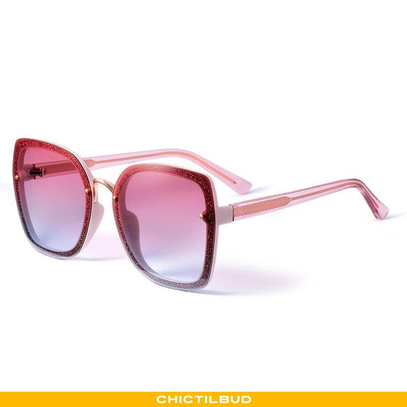 Solbriller Dame Trend Køre Lyserød