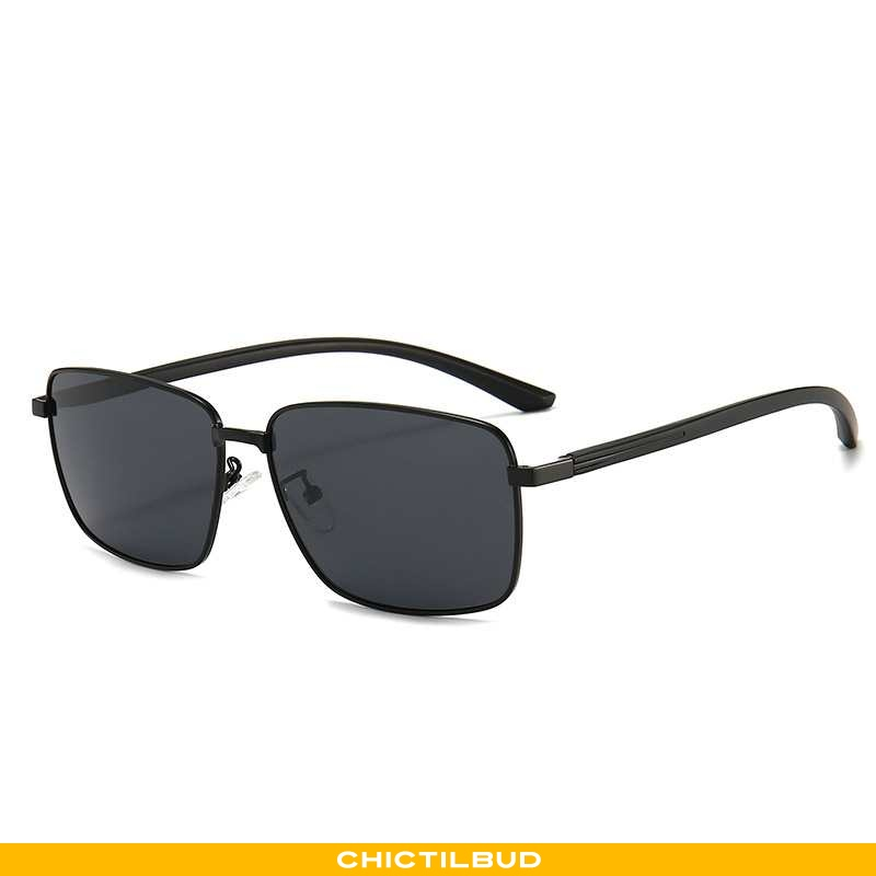 Solbriller Herre Mænd Sort