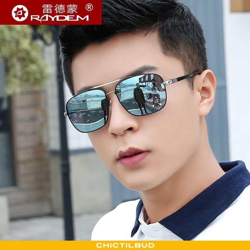 Solbriller Herre Trend 2020 Blå