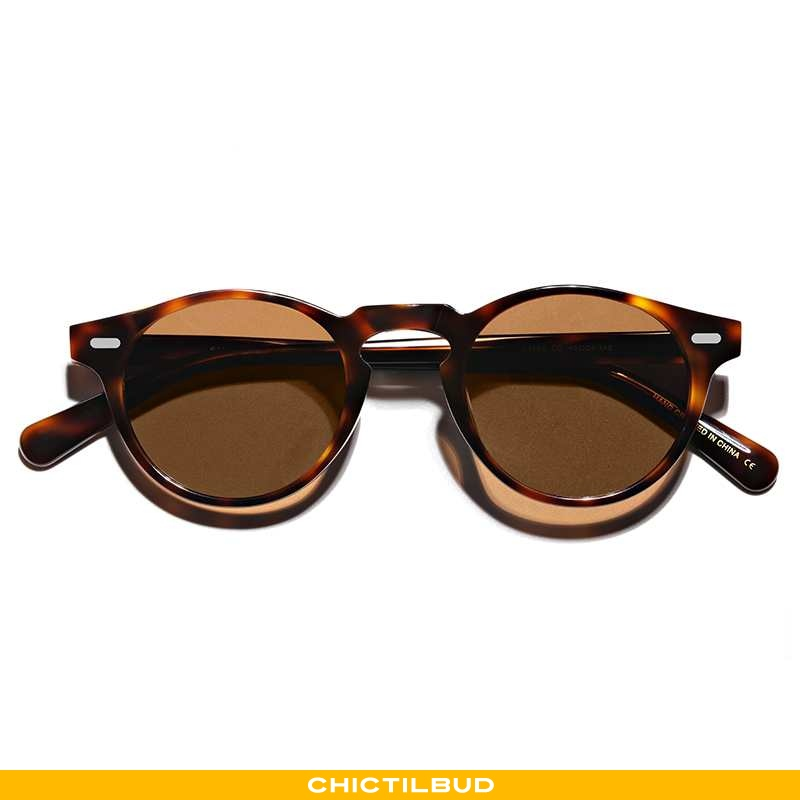 Solbriller Herre Trend Polarisator Brune