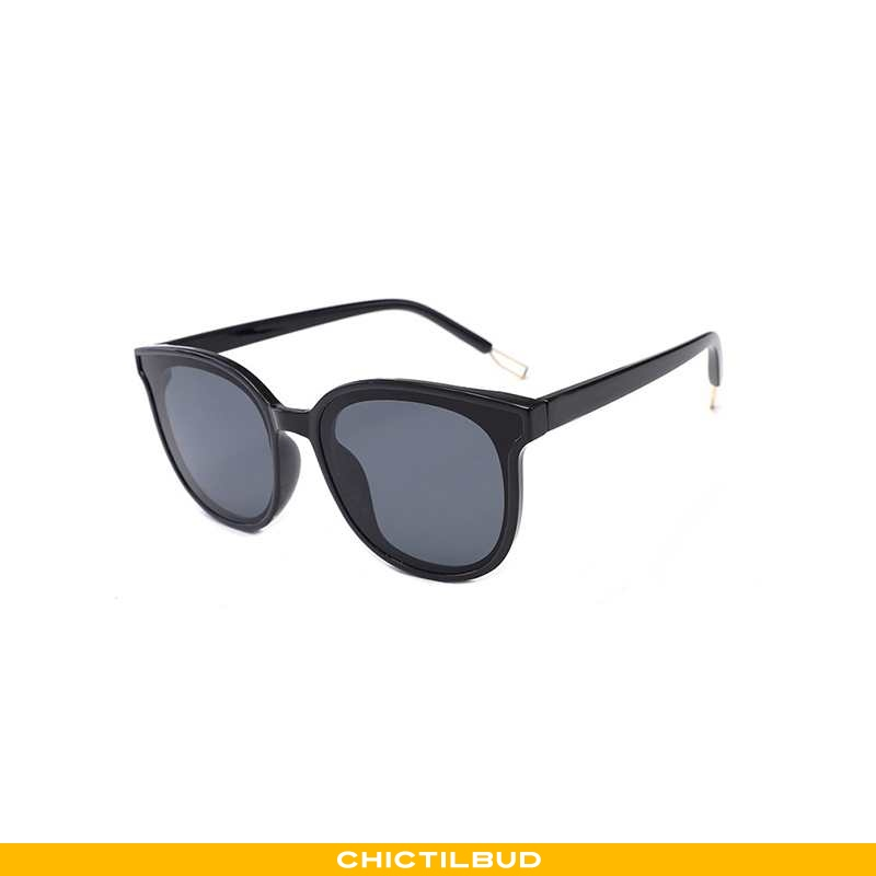 Solbriller Herre Trend Polarisator Sort