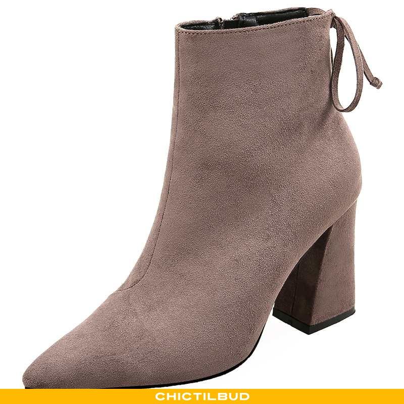 Støvler Dame Korte Støvler Forårs 2020