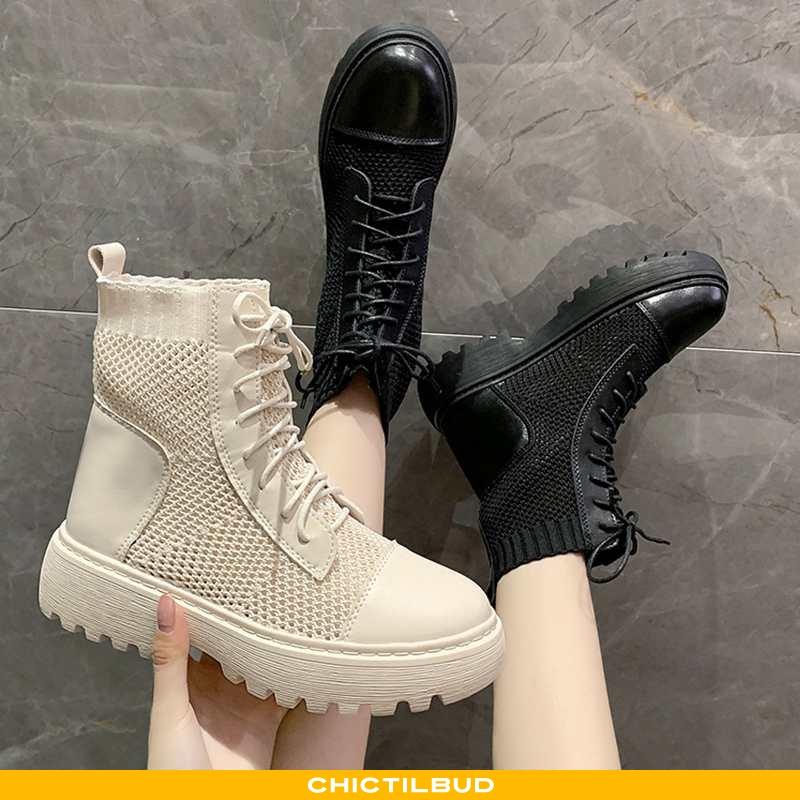 Støvler Dame Korte Støvler Forårs Britisk