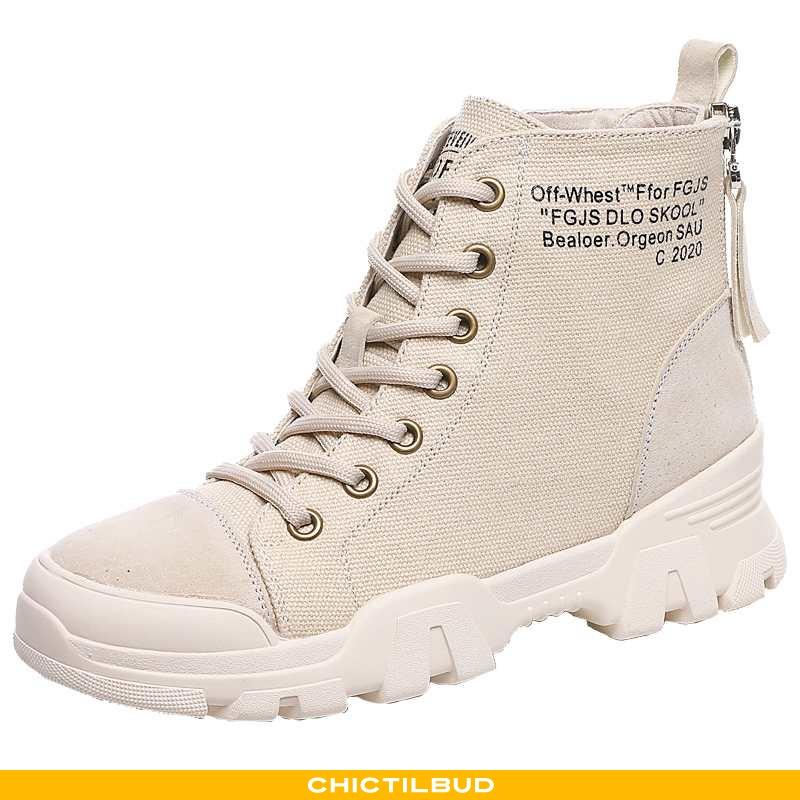 Støvler Dame Korte Støvler Trend Ny
